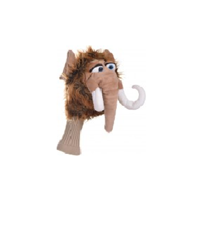 Funda puppets Mamut